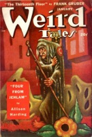 Weird Tales  Pulp   January 1949 - Primary
