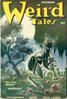 Weird Tales   11/50  Pulp - Primary