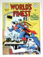 World's Finest - Primary