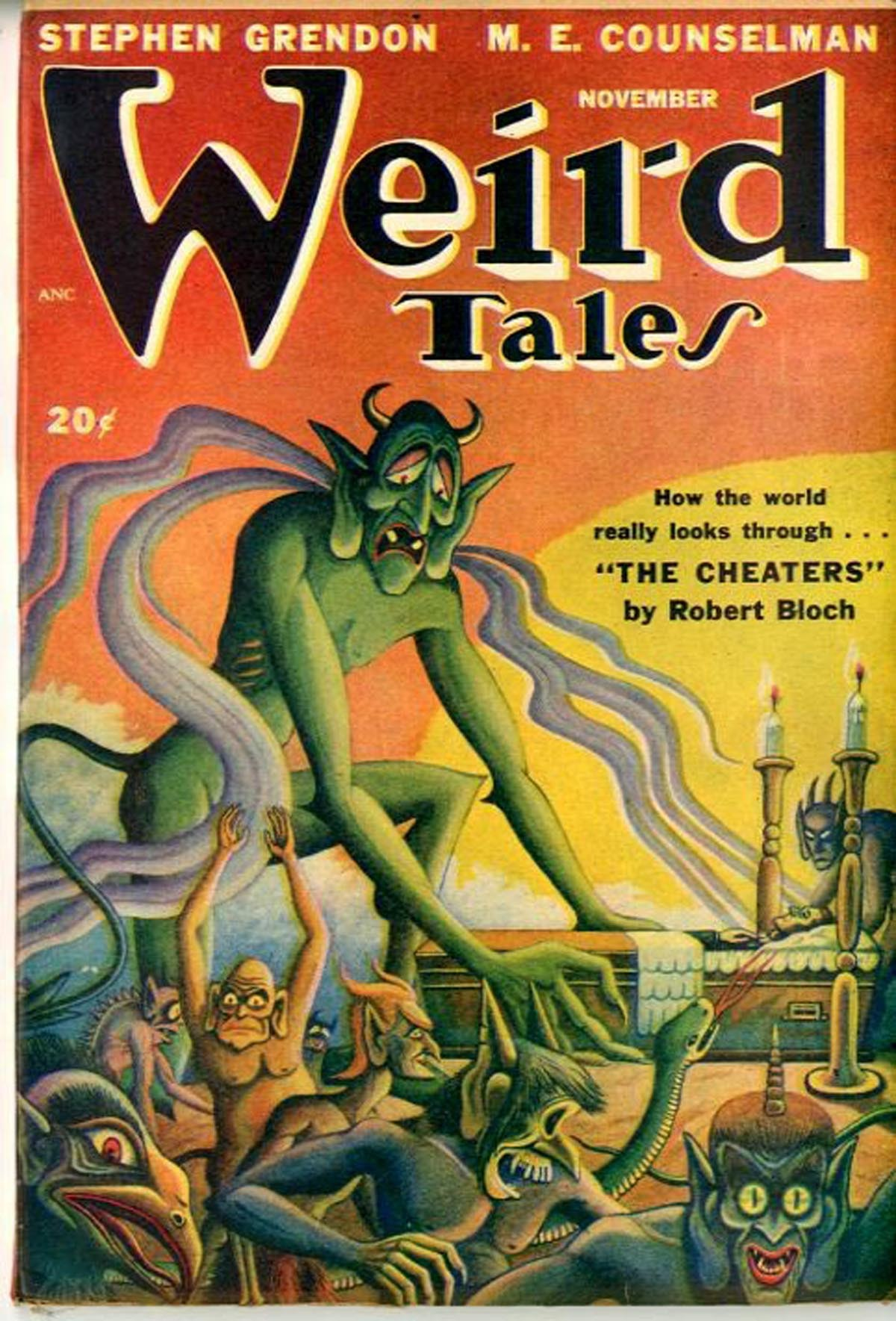 Weird Tales 11/47 - Primary