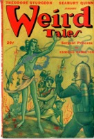 Weird Tales  Pulp   January 1948 - Primary