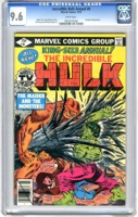 Incredible Hulk Annual - Primary