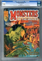 Monsters Of The Movies - Primary