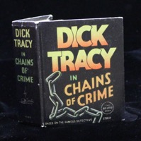 Dick Tracy Chains Of Crime - Primary