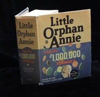 Little Orphan Annie The $1,000,000 Formula - Primary