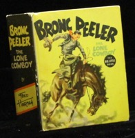 Bronc Peeler The Lone Cowboy - Primary