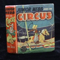 Junior Nebb Joins The Circus - Primary