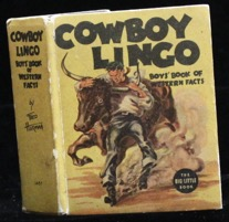 Cowboy Lingo Western Facts - Primary