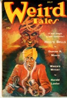 Weird Tales   July 1952   Pulp - Primary