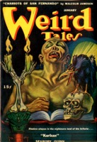 Weird Tales  January 1946   Pulp - Primary