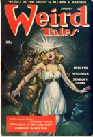 Weird Tales   January 1945   Pulp - Primary