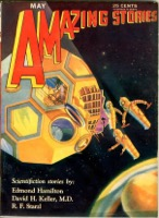 Amazing Stories  Vol  5   Pulp  - Primary