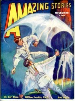 Amazing Stories Vol 7   Pulp - Primary