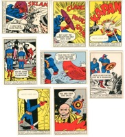 Marvel Trading Cards   - Primary