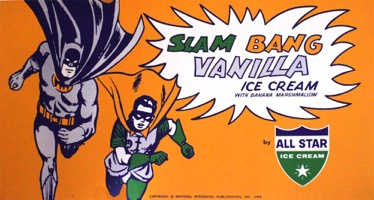 Batman All-star Ice Cream 1966 - Primary