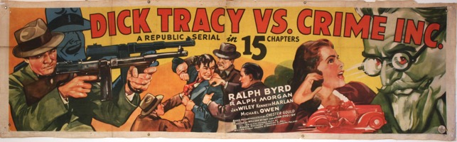 Dick Tracy Vs. Crime Inc. 1941 - Primary