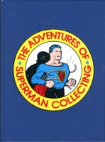 Adventures In Superman Collecting Hard Cover Book - Primary