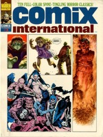 Comix International - Primary