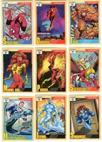 1991 Marvel Trading Cards - Primary