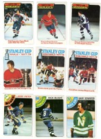 1978-1979 Topps Hockey Cards - Primary