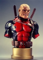 Dead Pool 2 Unmasked Mini-bust - Primary