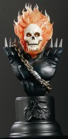 Ghost Rider Bust - Primary
