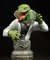 Lizard Bust - Primary