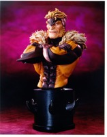 Bowen Designs Sabretooth Mini Bust - Primary