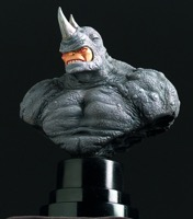 Bowen Designs Rhino Mini-bust - Primary