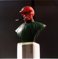 Red Skull Mini-bust - Primary