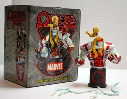 Omega Red Mini-bust - Primary