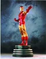 Bowen Designs Invincible Iron Man Classic Painted Statue - Primary
