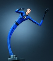 Mr. Fantastic Painted Statue Reed Richards - Primary