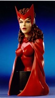 Scarlet Witch Bust - Primary