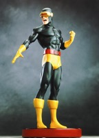 Bowen Designs Cyclops Retro Version Painted Statue - Primary