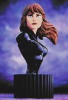 Black Widow Bust - Primary