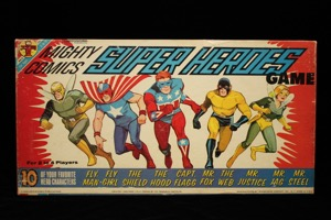 Might Comics Super Heroes - Primary