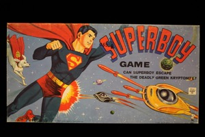 Superboy Game - Primary