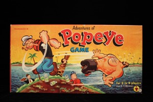 Popeye Game - Primary