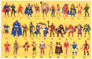 Super Powers Collection - Primary