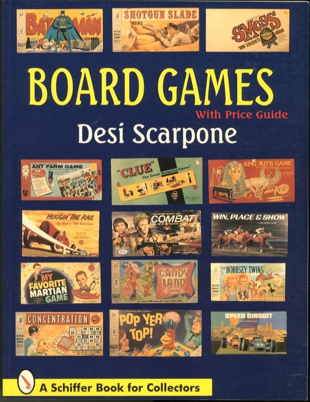 Board Games - Primary