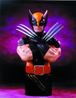 Bowen Designs Wolverine Brown Mini-bust 25th Anniversary Edition - Primary