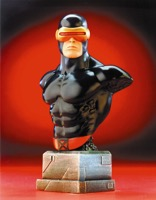 Cyclops Mini-bust Some Price Stickers On Bottom Of Box - Primary