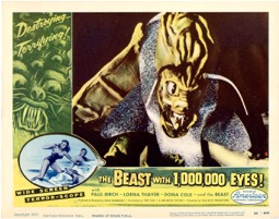 Beast With 1,000,000 Eyes 1955 - Primary