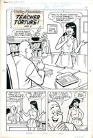 Betty & Veronica Spectacular 5 Page Story - Primary
