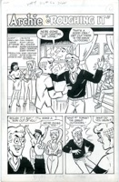 Archie Digest  6 Page Story - Primary