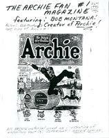 Archie Fan Magazine - Primary