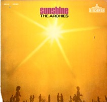 Archies Sunshine  Record - Primary