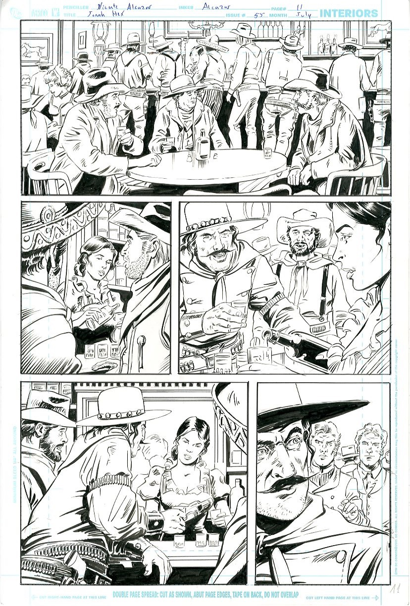 Jonah Hex      Page 11 - Primary