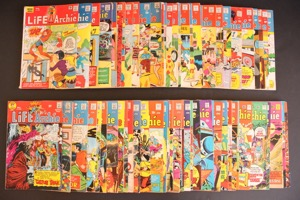 Life With Archie  Lot Of 70 Comics - Primary